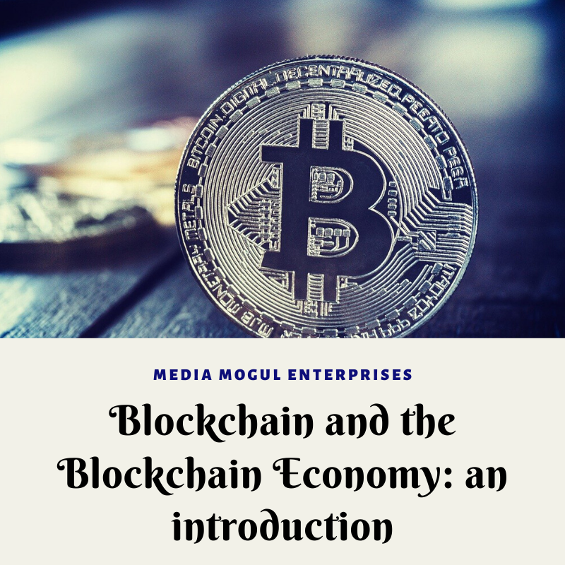 Blockchain an introduction
