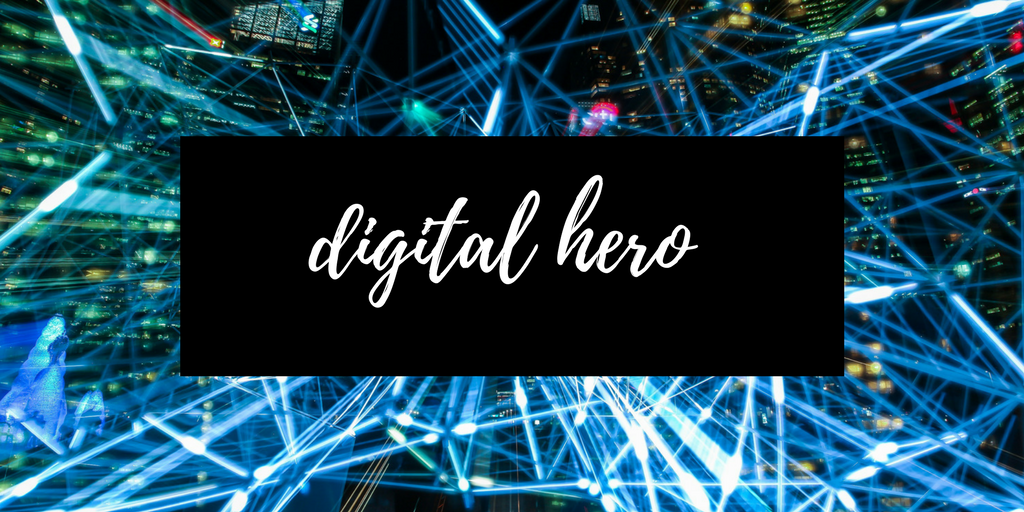 digital hero defined