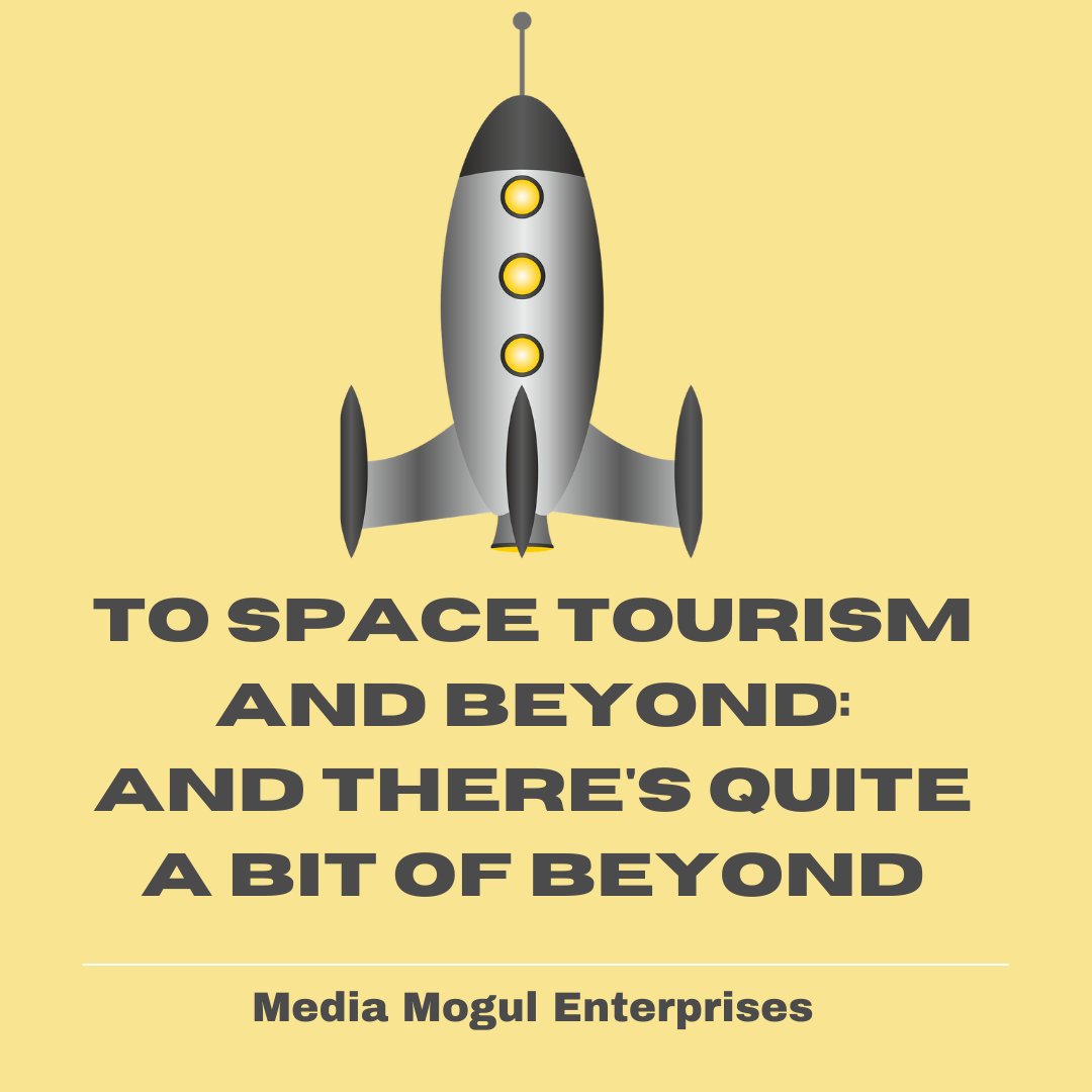 Space Tourism  by Didigtal Trend Alert